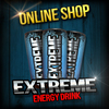 Extreme Energy Drink's store