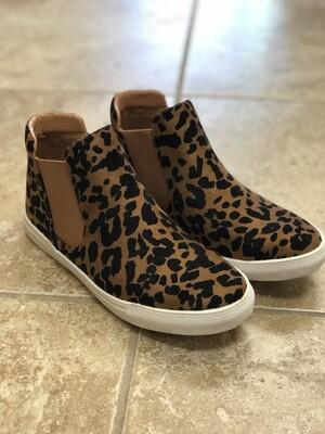 Jaira Leopard Sneakers