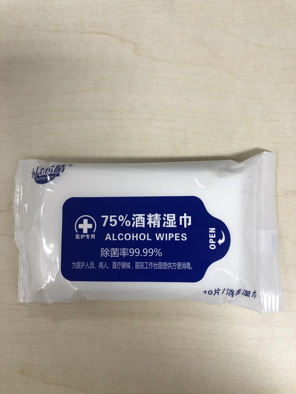 Covid Alcohol Wipes