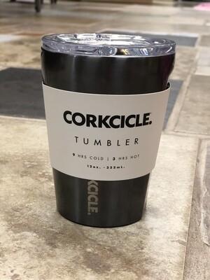 12 oz gunmetal corkcicle tumbler