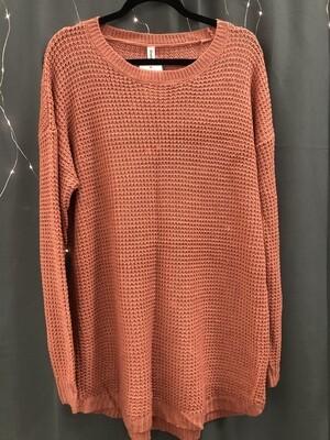 Thin Waffle Sweater