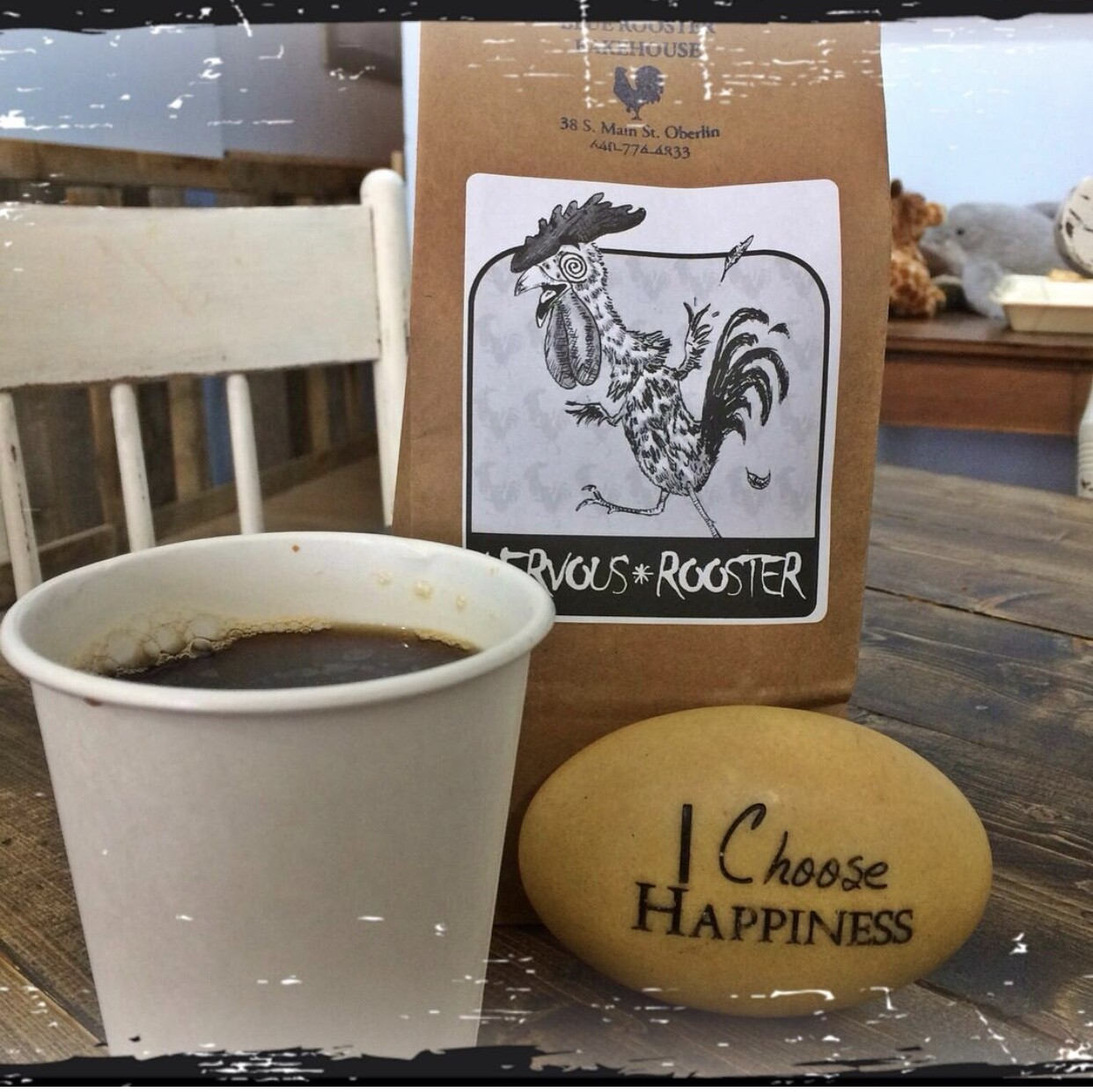 Nervous Rooster Coffee 1lb