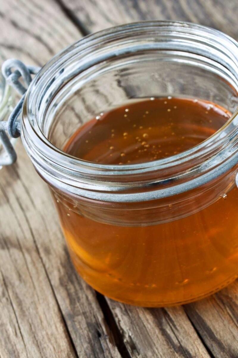 Local Honey (8 oz)