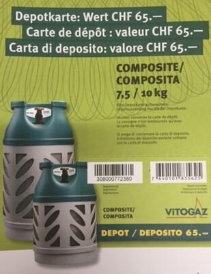 Flaschendepot Kunststoffflasche Prolight