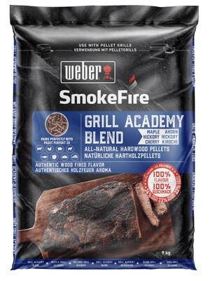 Holzpellets Grill Academy Blend 9kg