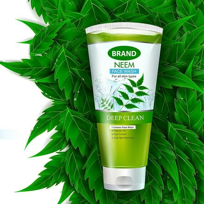 Brand Neem Face Wash