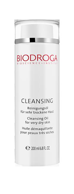 Reinigungsöl für sehr trockene Haut 190ml