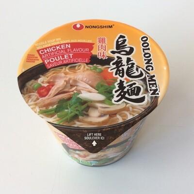 Nongshim Oolong Men Cup Chicken