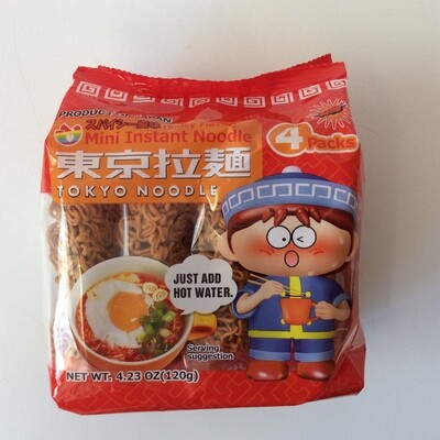 Tokyo Mini Instant Noodle Spicy