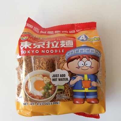 Tokyo Mini Instant Noodle Chicken