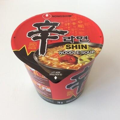 Nongshim Shin Noodle Soup Cup