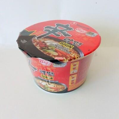 Nongshim Shin Noodle Soup Big Cup