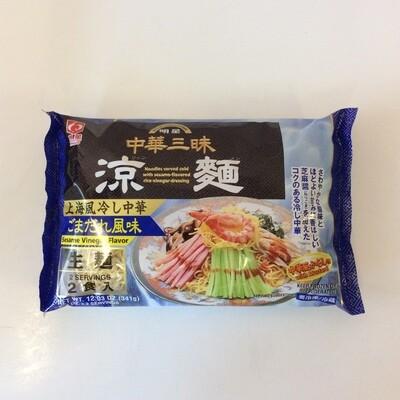 Myojo Chukazanmai Cold Noodles with Sesame Vinegar Dressing