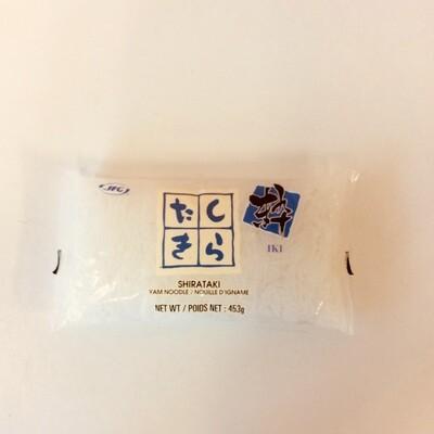 JFC White Shirataki Yam Noodle 453g