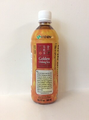 Ito En Oolong Tea- 500ml
