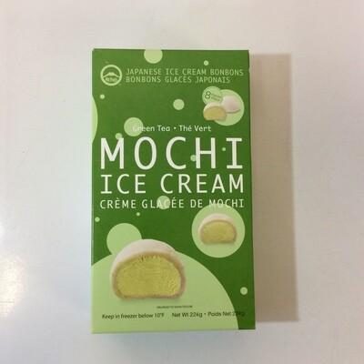Mt. Fuji Mochi Ice Cream Green Tea