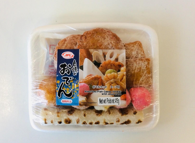 JFC Oden Set Assorted Fried Fish Cake (S) (Frozen)
