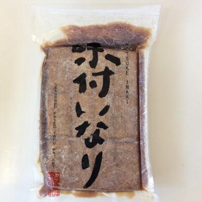 "Azuma Foods Ajitsuke Inari Seasoned Fried Bean Curd ""Gluten Free"""