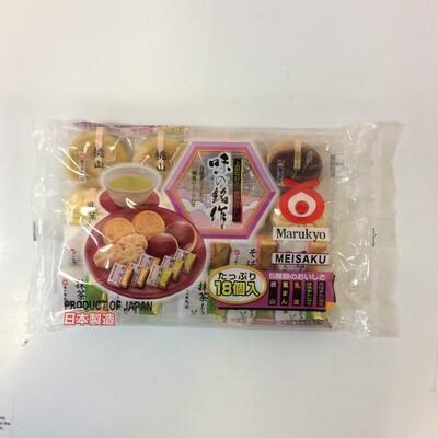 Marukyo Aji No Meisaku Baked Bean Cake