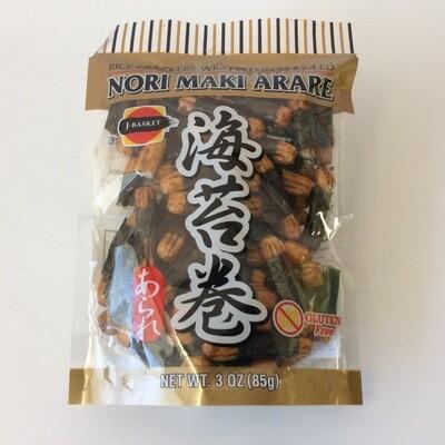 J-Basket Nori Maki Arare