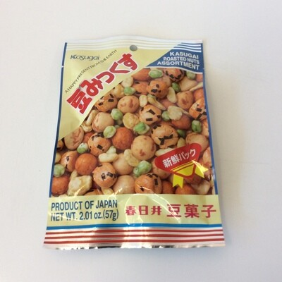 Kasugai Roasted Nuts Assortment