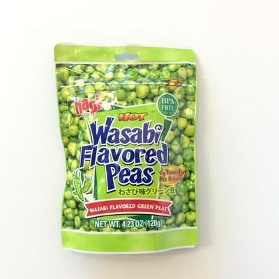 Hapi Wasabi Flavored Peas