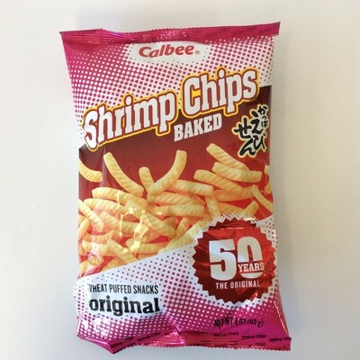 Calbee Shrimp Chips