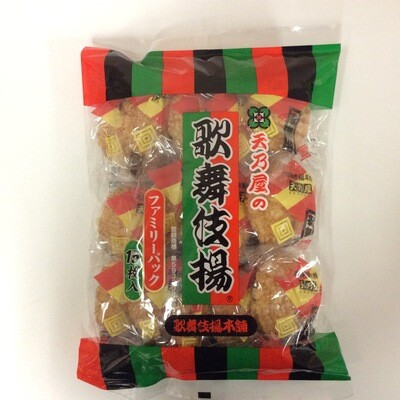 Amanoya Kabukiage Rice Cracker