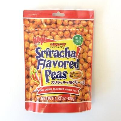 Hapi Siracha Flavored Peas