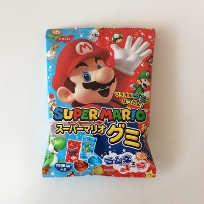 Nobel Super Mario Gummy