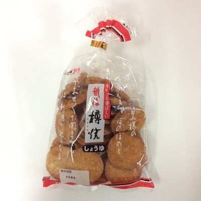 Sanko Echigo Taruyaki Soy Rice Cracker
