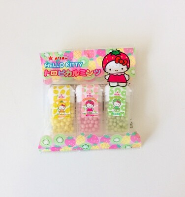 Orion Hello Kitty Tropical Mint Fruit Candy