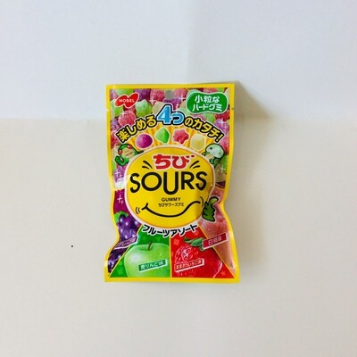 Nobel Sour Fruit Gummy Candy