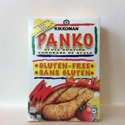 Kikkoman Panko Gluten Free Style Coating