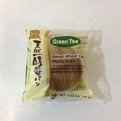 D-Plus Bread Tennen Koubo Green Tea Flavour