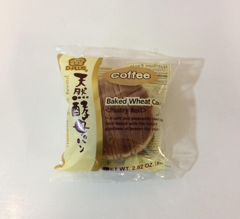 D-Plus Bread Tennen Koubo Coffee Flavour