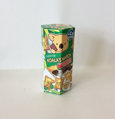 Lotte Koala No March Chocolate Biscuits
