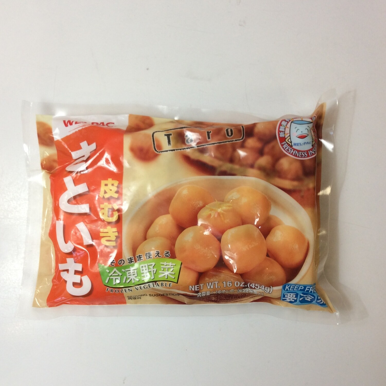 Welpac Satoimo Frozen Taro Root