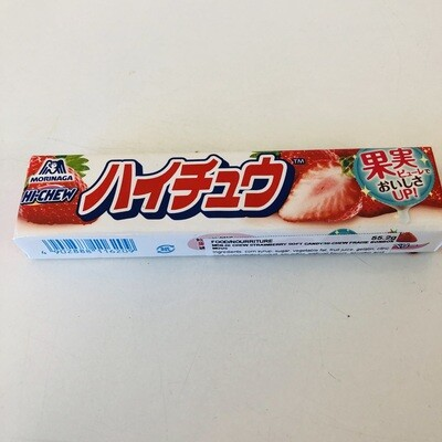 Morinaga Hi-Chew Stawberry Fruit