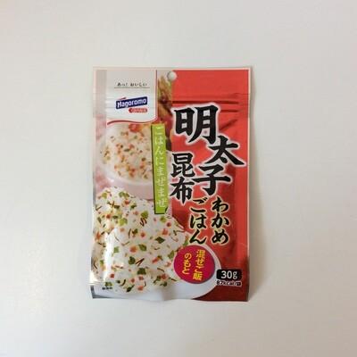 Hagoromo Furikake Mentaiko Fish Roe Rice Seasoning