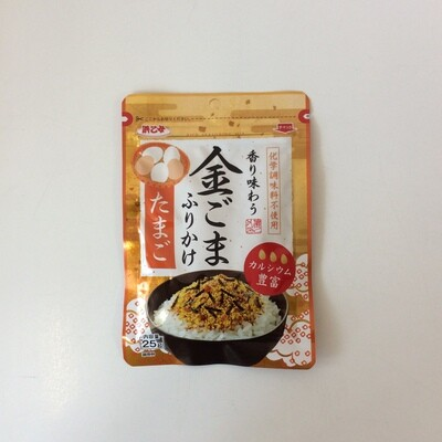 Hamaotome Furikake Kingoma Tamago