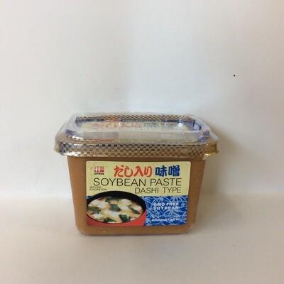 Hanamaruki Dashi Iri Miso Soybean Paste with Dashi 500g