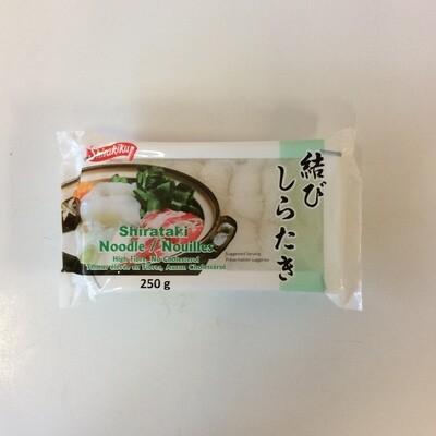 Shirakiku Musubi Shirataki Ribbon Yam Noodles 250g