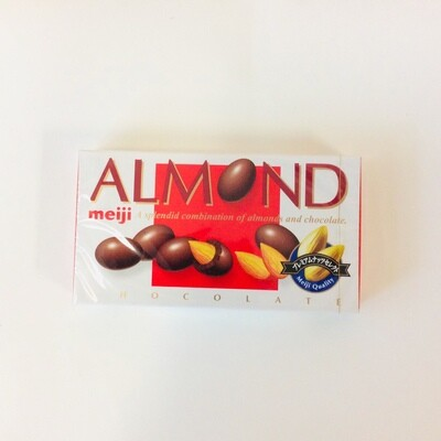 Meiji Almond Chocolate