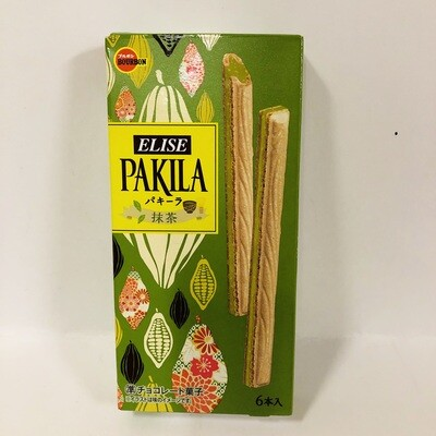 Bourbon Pakila Matcha