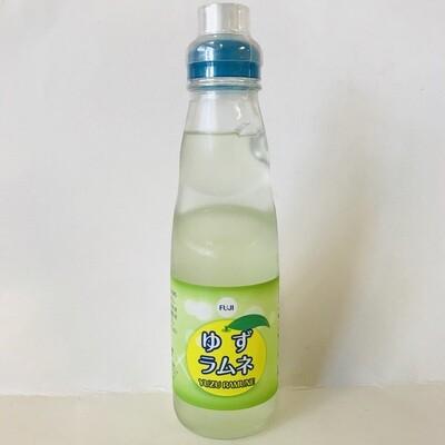 Fuji Ramune Marble Soft Drink Yuzu