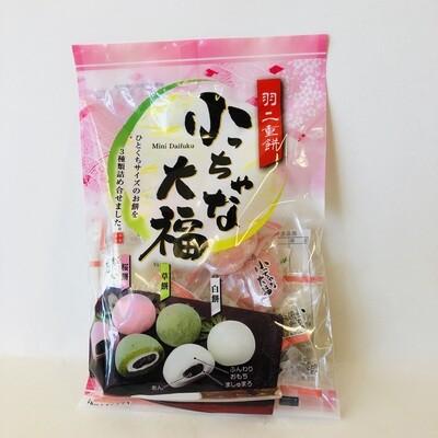 Kubota Chicchana Daifuku Mochi Small Rice Cake