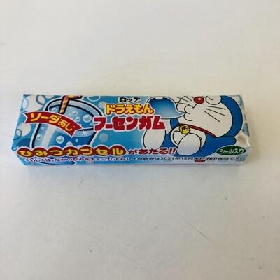 Lotte Doraemon Soda Flavour Bubble Gum