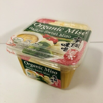 Hikari Saikyo Sweet Organic Miso