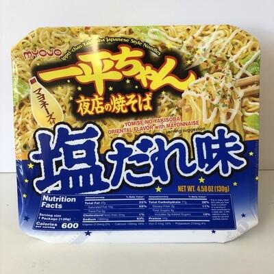 Myojo Ippei-chan Yakisoba Noodles Shio (Salt)